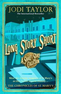 Long Story Short: A Short Story Collection Cover Image