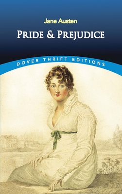 Pride and Prejudice (Dover Thrift Editions) Cover Image