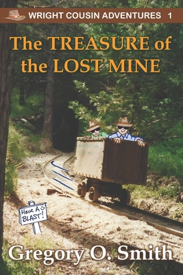 The Treasure of the Lost Mine Cover Image