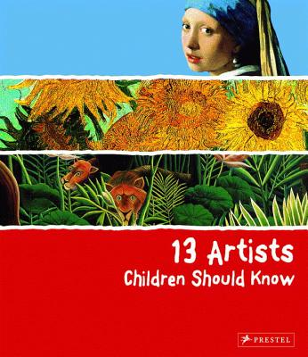 13 Artists Children Should Know (13 Children Should Know) Cover Image
