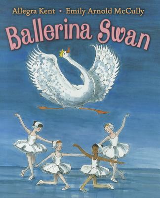 Cover for Ballerina Swan