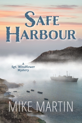Cover for Safe Harbour