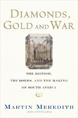 Diamonds, Gold and War Cover