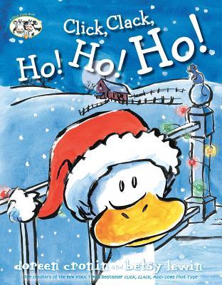 Click, Clack, Ho! Ho! Ho! Cover
