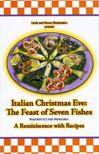 Seven Fishes Christmas.Italian Christmas Eve The Feast Of Seven Fishes Paperback