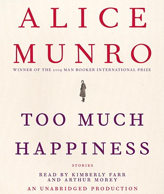 Cover for Too Much Happiness