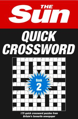 The Sun Quick Crossword Book 2 Cover Image
