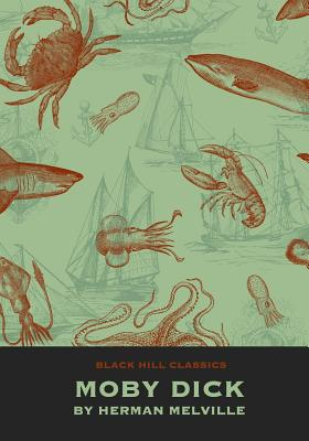 Moby Dick: Moby Dick, or the Whale: Classic Reprint in Large Dyslexia-Friendly Print Cover Image