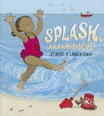Splash, Anna Hibiscus! Cover Image