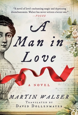 Cover for A Man in Love