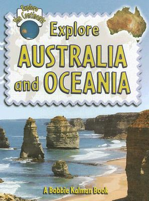 Explore Australia (Explore the Continents #4) Cover Image