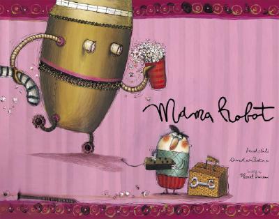 Mama Robot Cover