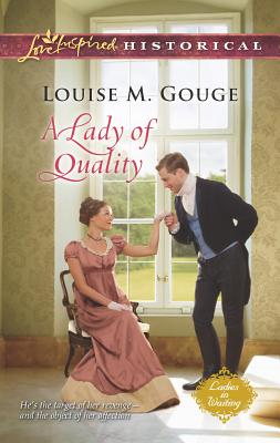 A Lady of Quality Cover