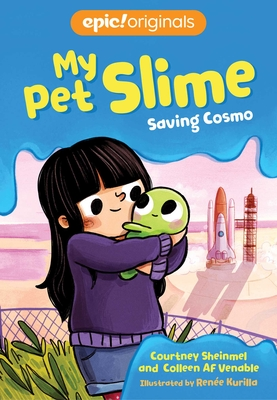 Saving Cosmo (My Pet Slime #3) Cover Image