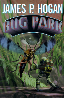Bug Park Hardcover Cover Image