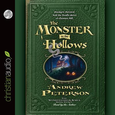 The Monster in the Hollows Cover Image