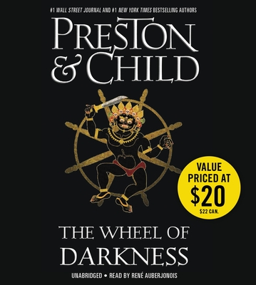 The Wheel of Darkness (Agent Pendergast Series) Cover Image