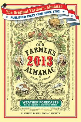 The Old Farmer's Almanac Cover Image