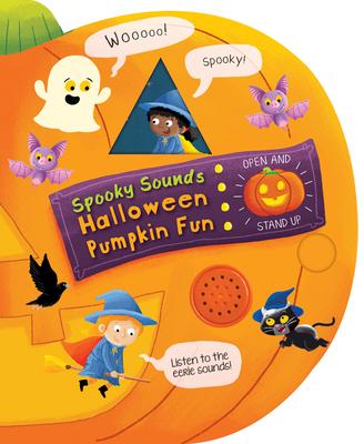 Spooky Sounds Halloween Pumpkin Fun Board Books Children S Book World