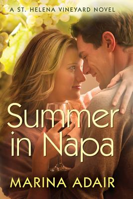 Summer in Napa (St. Helena Vineyard Novel #2) Cover Image