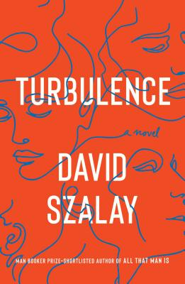Turbulence: A Novel Cover Image