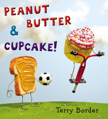 Peanut Butter & Cupcake Cover Image