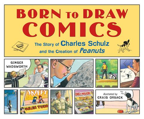 Cover for Born to Draw Comics