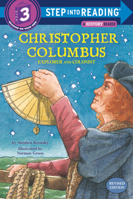 Christopher Columbus: Explorer and Colonist (Step into Reading) Cover Image