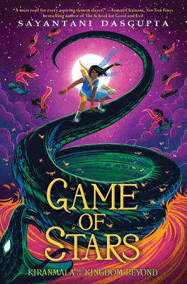 Game of Stars (Kiranmala and the Kingdom Beyond #2) Cover Image