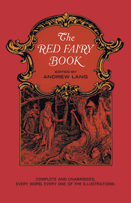 The Red Fairy Book (Dover Children's Classics) Cover Image