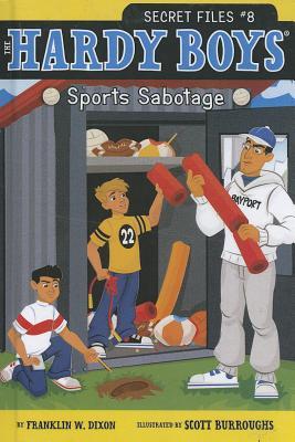 Sports Sabotage Cover Image