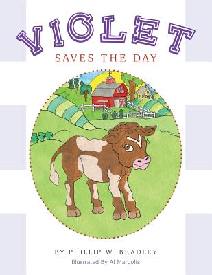 Violet Saves the Day Cover Image