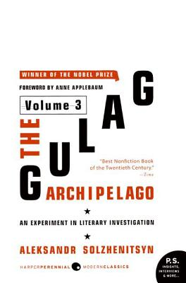 The Gulag Archipelago [Volume 3]: An Experiment in Literary Investigation Cover Image