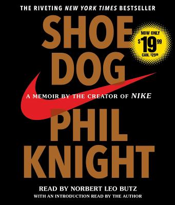 Shoe Dog Cover Image
