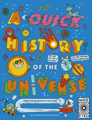 Cover for A Quick History of the Universe