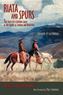 Riata and Spurs (Southwest Heritage) Cover Image