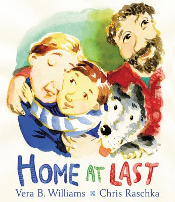 Home at Last Cover Image