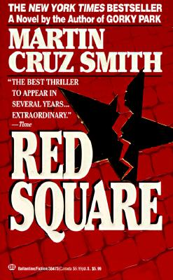 Red Square Cover