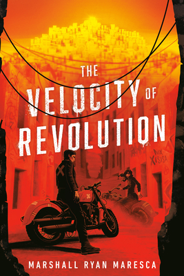 The Velocity of Revolution Cover Image