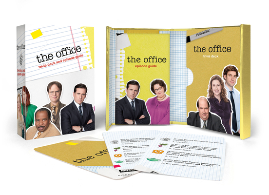 The Office: Trivia Deck and Episode Guide Cover Image