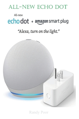All-new Echo Dot: 4th generation & Amazon Smart Plug Charcoal Cover Image