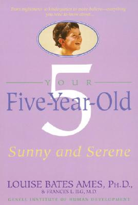 Your Five-Year-Old Cover