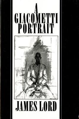 A Giacometti Portrait Cover