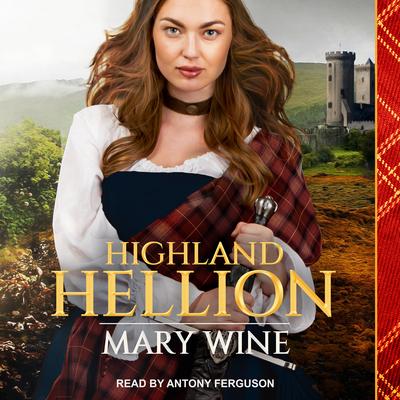 Highland Hellion (Highland Weddings #3) Cover Image
