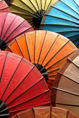 Journal: Japanese Parasols Cover Image