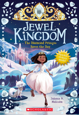 The Diamond Princess Saves the Day (Jewel Kingdom #4) Cover Image