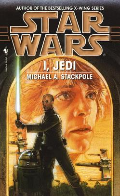 I, Jedi Cover