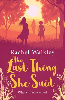 The Last Thing She Said Cover Image