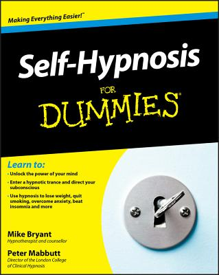 Self-Hypnosis for Dummies Cover Image