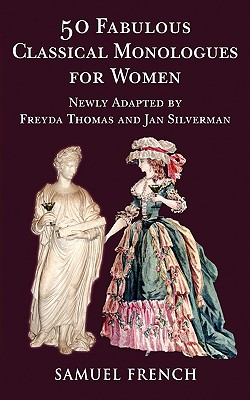 50 Fabulous Classical Monologues for Women Cover Image